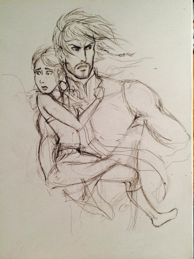 HCLTW Sketch by Yavanni