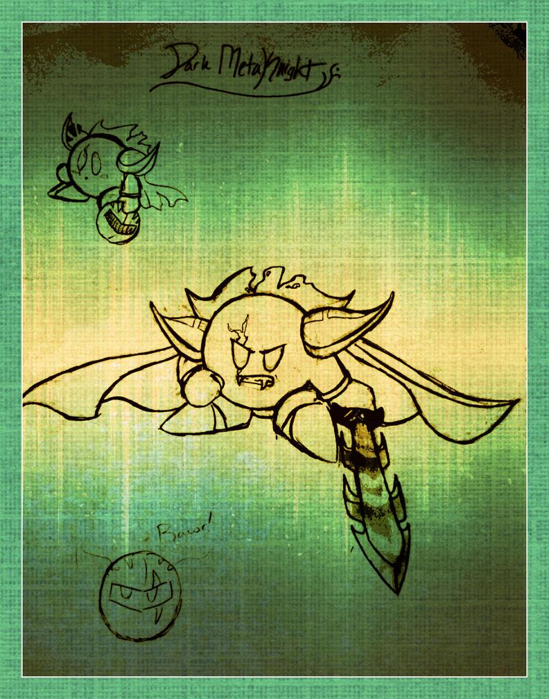 Dark Meta Sketches by Yavanni