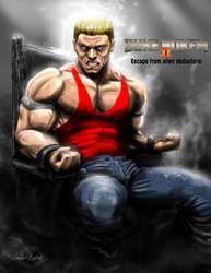 Duke Nukem II by ArdathLilitu