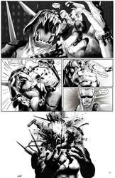 The Dream Comic Page 17 by ArdathLilitu