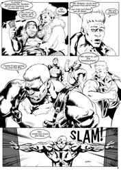 The Dream Comic Page 8 by ArdathLilitu