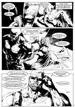 The Dream Comic Page 5