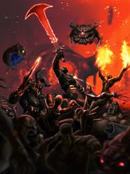 Doom is eternal by ArdathLilitu