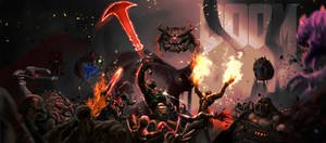 Doom is eternal commission