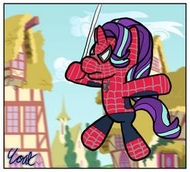 Spider-Glam!