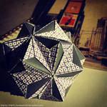 Modular Origami (Wedge Pockets Type II)