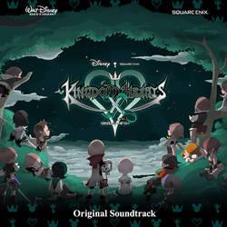 Kingdom Hearts Unchained X [chi] Album Cover