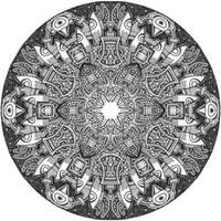 Mandala drawing 6 by Mandala-Jim