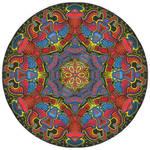 Mandala 11, Colour v1.0