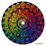 Mandala 46 Rainbow