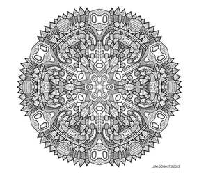 Growth by Mandala-Jim