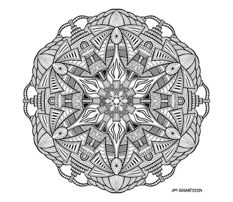 Image Result For Arabic Art Coloring
