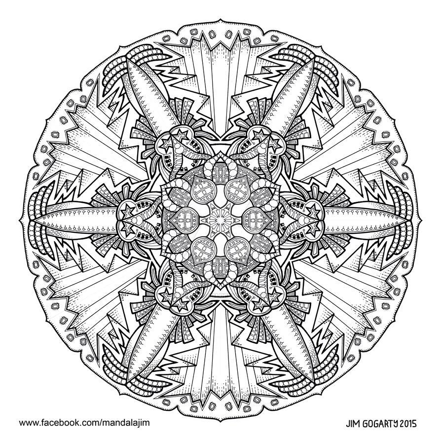 Collapsed by Mandala-Jim