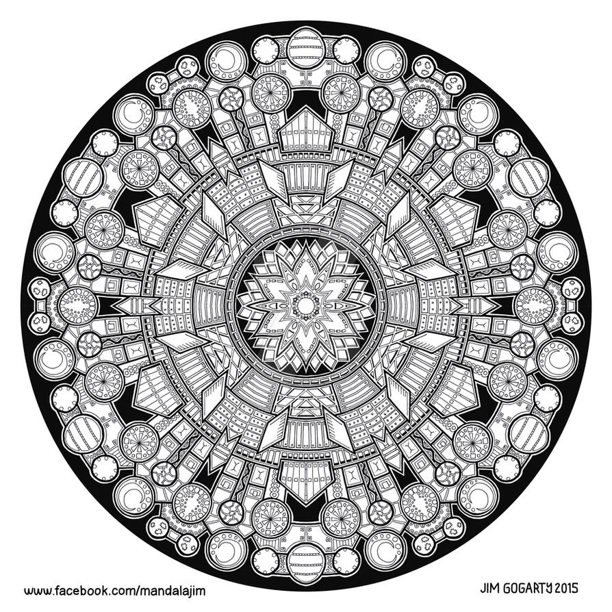 Clockwork Origins by Mandala-Jim