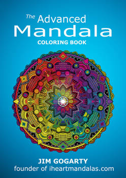 The Advanced Mandala Coloring Book Video Review