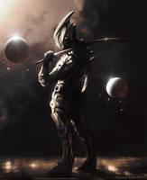 Sentinel by yonax