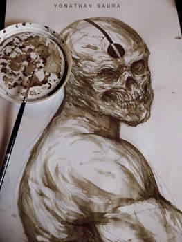 Dead Moon -  Coffee  sketch