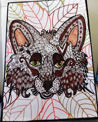 zendoodle fox