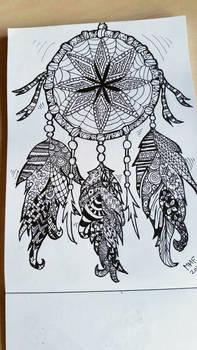 zendoodle dreamcatcher