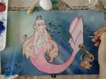 + The Coral Mermaid +