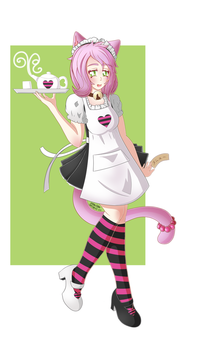 At Your Service! + Speedpaint