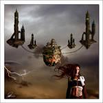 The Sky Warrior by vm0572