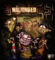 The Walking Ed by erik-blaster