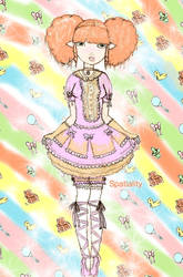 Baby Lolita Ballerina