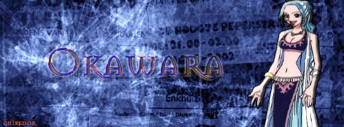 Okawara's Firm by Chikedor
