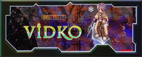Vidko's Signature by Chikedor