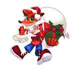 Merry Bandicoot by YAPWEE