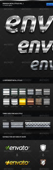 Premium Metal Styles 1 by erigongraphics
