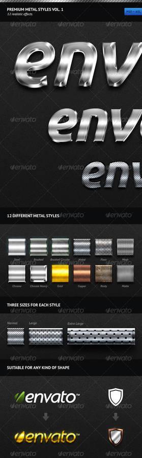 Premium Metal Styles 1