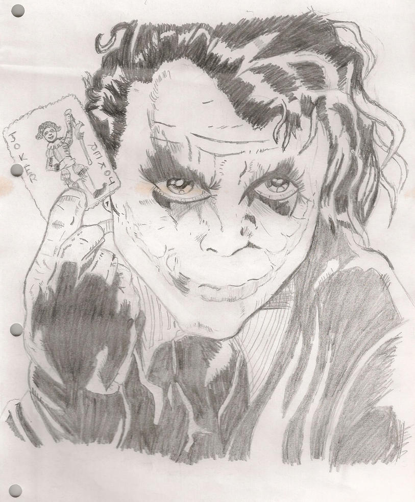 The Joker by ixgal97