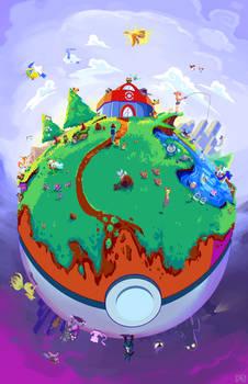 World of Pokemon