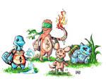 Tribal Pokemon Vol. 1