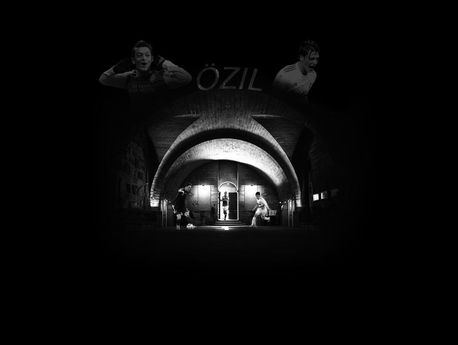 Mesut Ozil By BoBikaCzNarutoUZumak On DeviantArt
