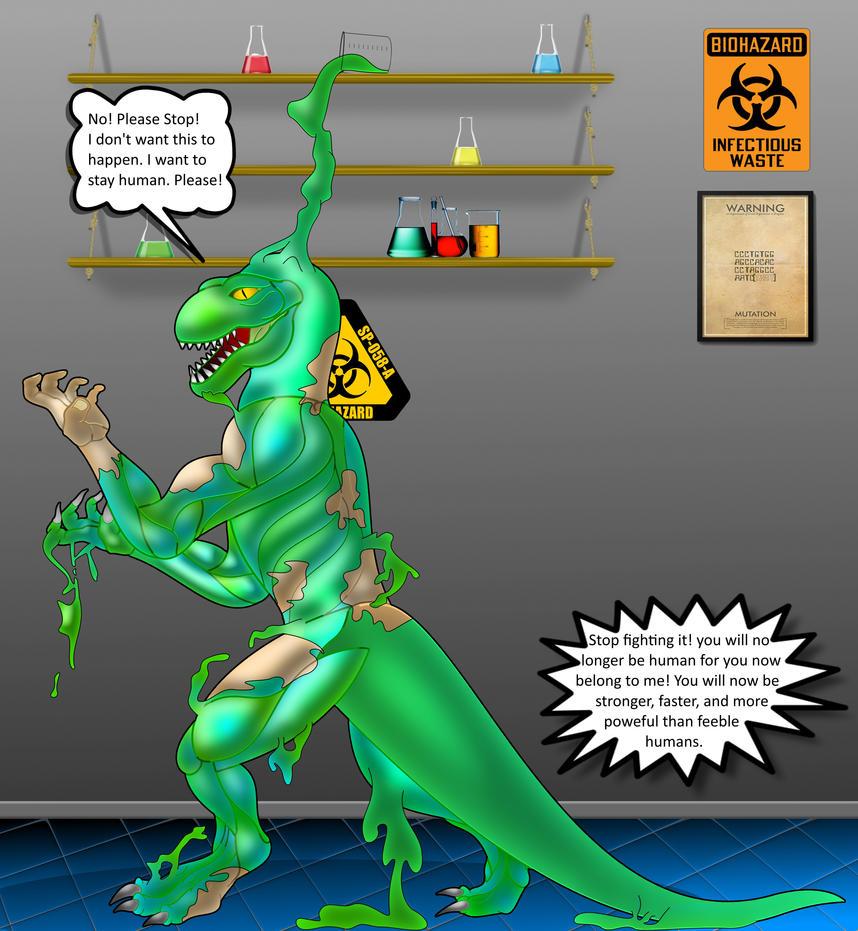 Dino Transformation by GeekWayne on DeviantArt