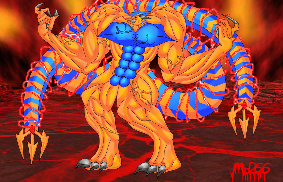 Demonic Drake #AC 136 by MrD66