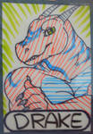 Doodle Badge - by Temrin