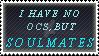 Soulmates stamp by OlivyMurderer