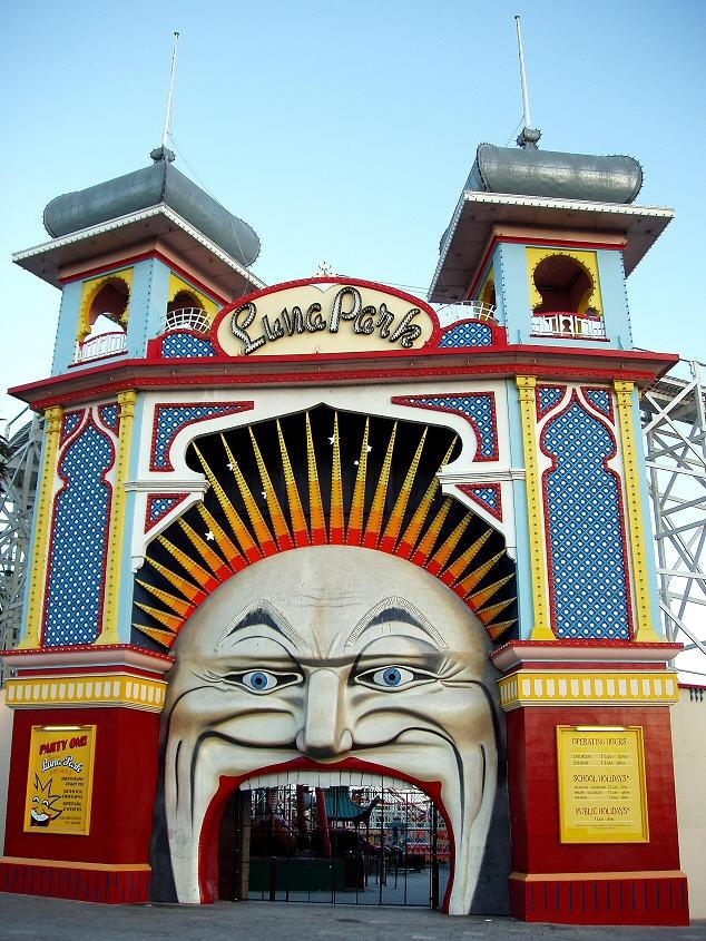 Luna park by k40zk1d on deviantart for Puerta 9 luna park