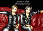 Adam and Brad
