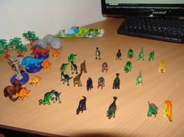 Natural World Dinosaurs New 2