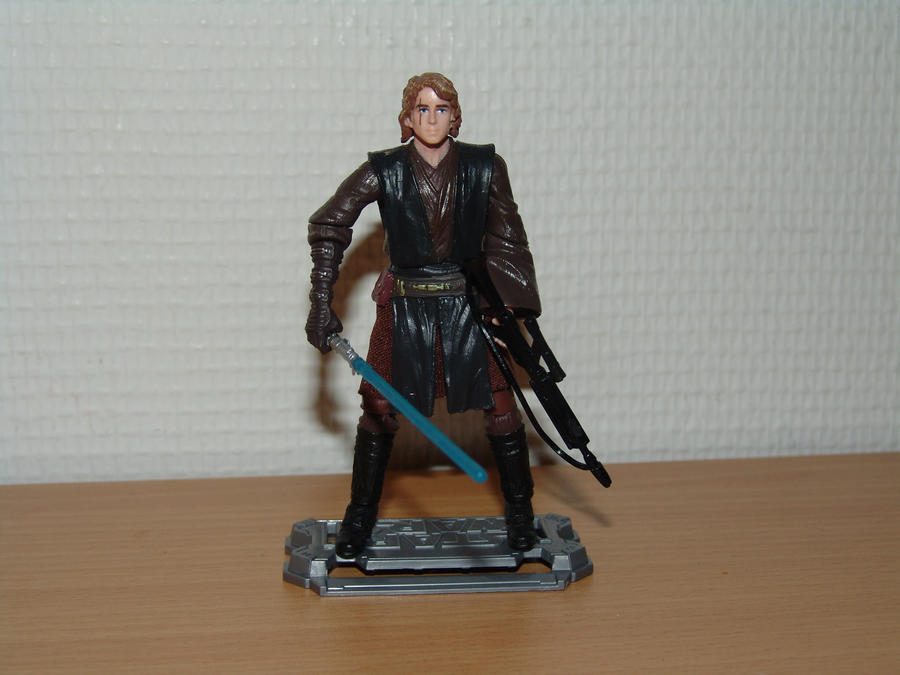 Anakin Skywalker Toys : Star wars anakin skywalker by toy ger on deviantart