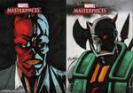 Marvel AP Cards