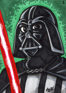 PSC - Darth Vader by SeanRM
