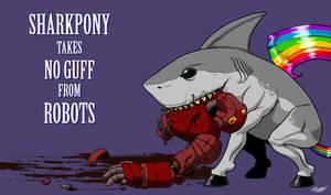 Gift - Sharkpony by SeanRM