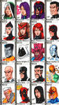 Fleer Retro Marvel - Part 2