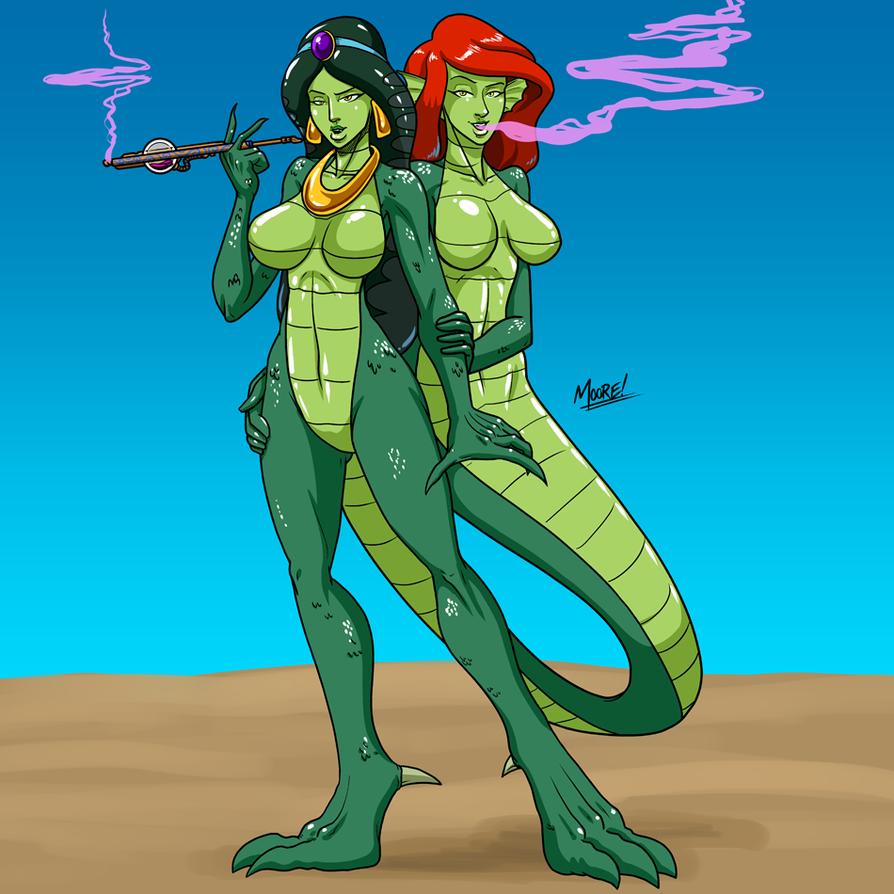 Stream  - Jasmine and Ariel, Together Again by SeanRM